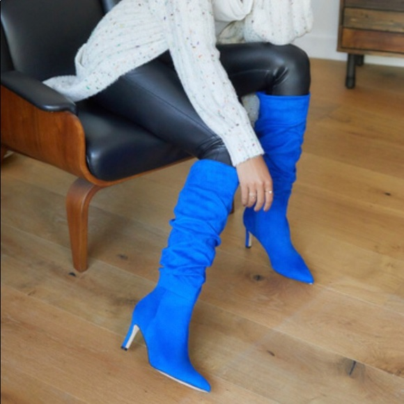 New Merridin Slouch Stiletto Boot